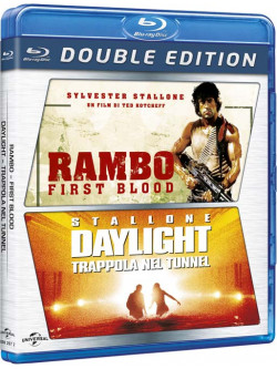 Rambo / Daylight - Trappola Nel Tunnel (2 Blu-Ray)
