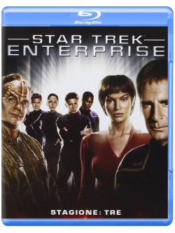 Star Trek - Enterprise - Stagione 03 (6 Blu-Ray)