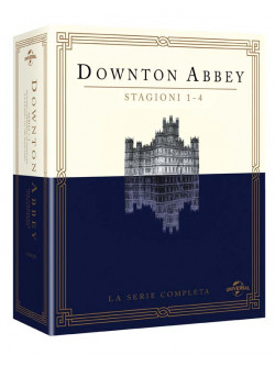 Downton Abbey - Stagione 01-04 (15 Dvd)