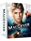 MacGyver - Stagione 01-07 (38 Dvd)