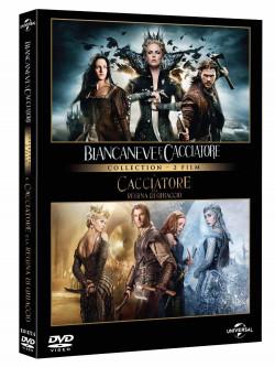 Biancaneve E Il Cacciatore / Cacciatore E La Regina Di Ghiaccio (Il) (2 Dvd)