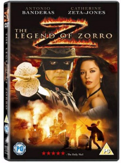 Legend Of Zorro. The [Edizione: Regno Unito]