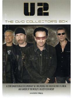 U2 - The Dvd Collector's Box (2 Dvd)