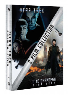 Star Trek / Star Trek Into Darkness (2 Dvd)