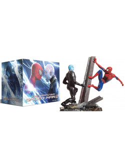 Amazing Spider-Man (The) Collection (Ltd CE) (2 Blu-Ray+Statuina)