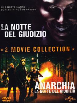 Anarchia - La Notte Del Giudizio Collection (2 Dvd)