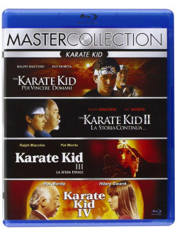 Karate Kid Quadrilogia (4 Blu-Ray)
