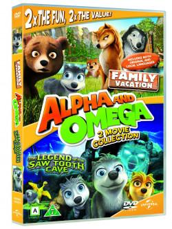 Alpha And Omega - La Leggenda Del Fantasma Della Caverna / Vacanze In Famiglia