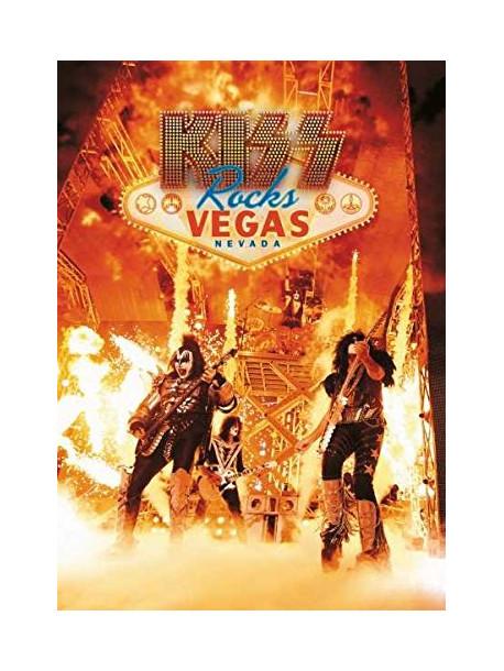 Kiss - Kiss Rocks Vegas