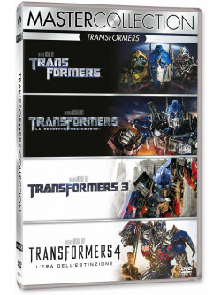 Transformers Master Collection (4 Dvd)