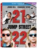 21 Jump Street / 22 Jump Street (2 Blu-Ray) [Edizione: Regno Unito]