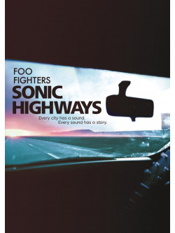 Foo Fighters - Sonic Highways (4 Dvd)