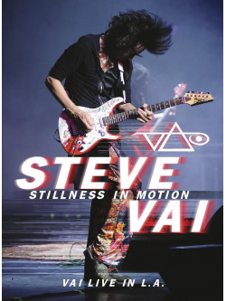 Steve Vai - Stillness In Motion (2 Dvd)