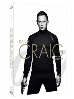 007 - Daniel Craig Collection (4 Dvd)
