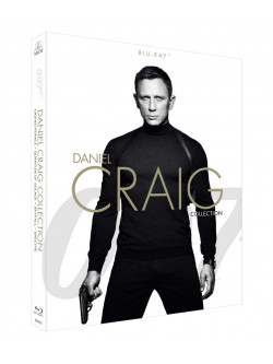 007 - Daniel Craig Collection (4 Blu-Ray)