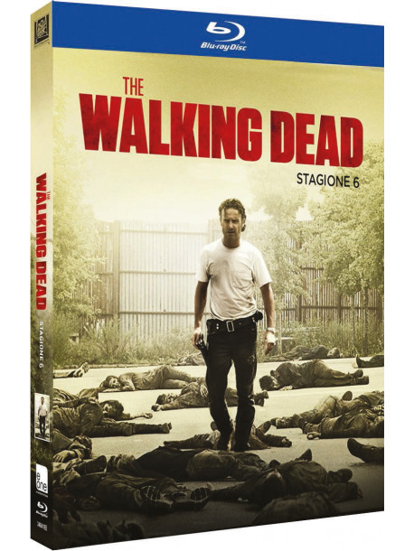 Walking Dead (The) - Stagione 06 (5 Blu-Ray)