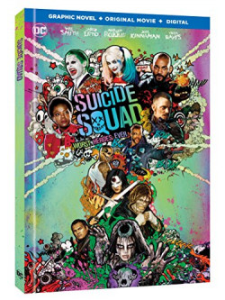 Suicide Squad (Extended Cut) (2 Blu-Ray)