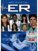 E.R. - Medici In Prima Linea - Stagione 14 (3 Dvd)