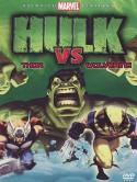 Hulk Vs Wolverine / Hulk Vs Thor (Dvd+Gadget)