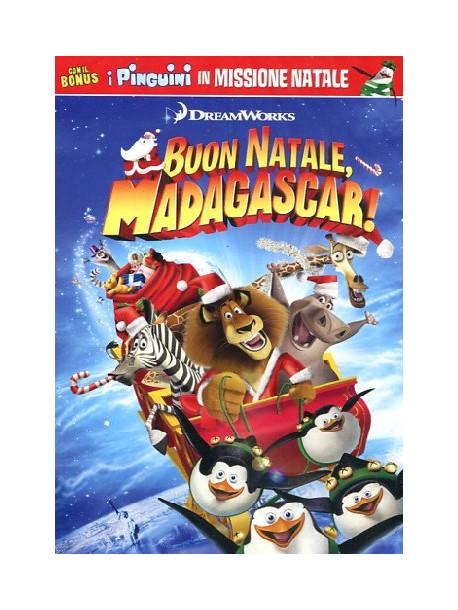 Buon Natale Madagascar.Buon Natale Madagascar Dvd It