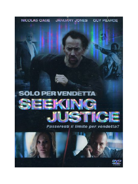 Solo Per Vendetta - Seeking Justice