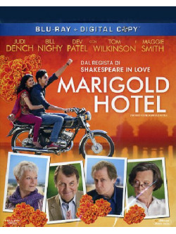 Marigold Hotel (Blu-Ray+Copia Digitale)