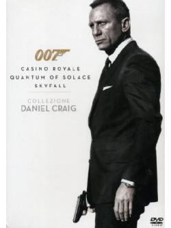 007 - Daniel Craig Collezione (3 Dvd)