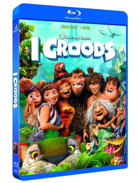 Croods (I) (Blu-Ray+Dvd)
