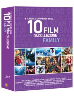 Warner Bros. - 10 Film Da Collezione Family (10 Blu-Ray)