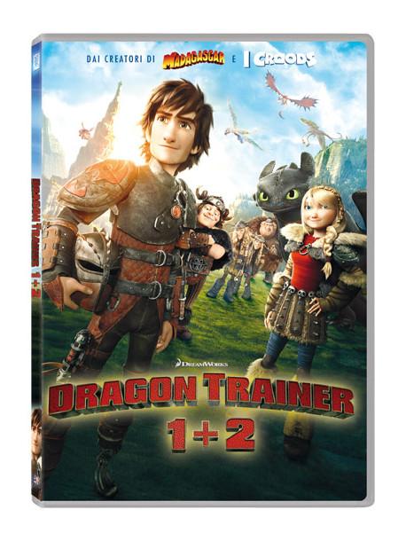 Dragon Trainer / Dragon Trainer 2 (2 Dvd)