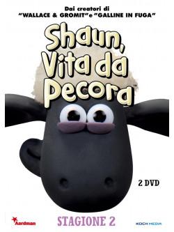 Shaun - Vita Da Pecora - Stagione 02 (2 Dvd)