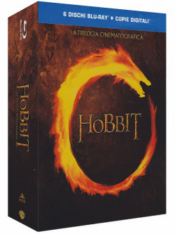 Hobbit (Lo) - La Trilogia (6 Blu-Ray)