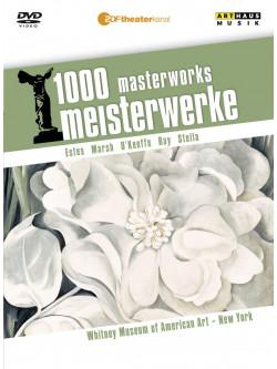 1000 Masterworks: Whitney Museum Of American Art, New York