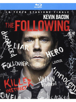 Following (The) - Stagione 03 (3 Blu-Ray)