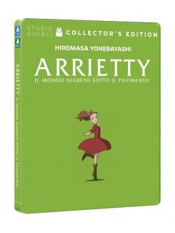 Arrietty - Il Mondo Segreto Sotto Il Pavimento (Ltd Steelbook) (Blu-Ray+Dvd)