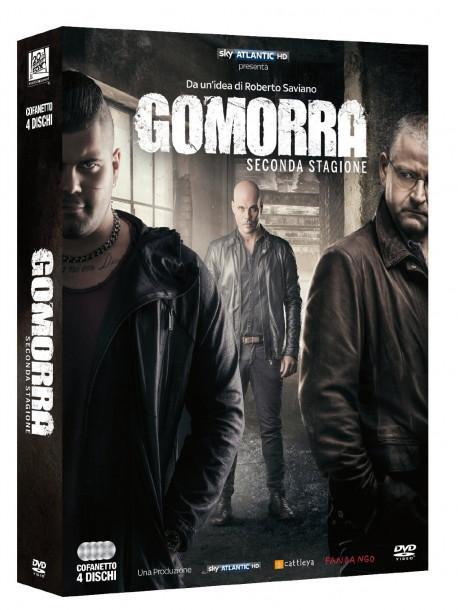 Gomorra - Stagione 02 (4 Dvd)