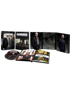 Gomorra - Stagione 02 (Ltd) (4 Dvd+Photobook)