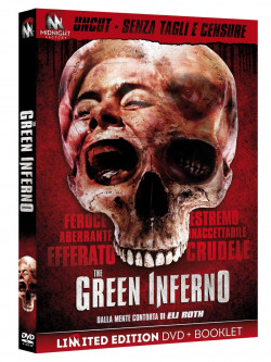 Green Inferno (The) (Ltd Uncut Version) (Dvd+Booklet)