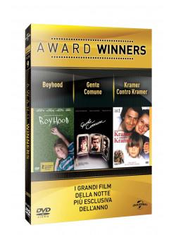 Boyhood / Gente Comune / Kramer Contro Kramer - Oscar Collection (3 Dvd)