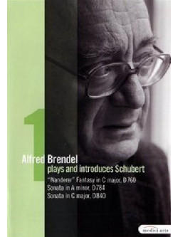 Alfred Brendel Plays And Introduces Schubert 01