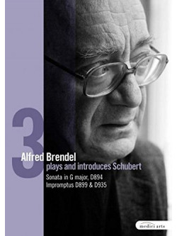 Alfred Brendel Plays And Introduces Schubert 03