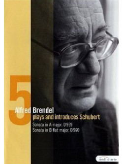 Alfred Brendel Plays And Introduces Schubert 05