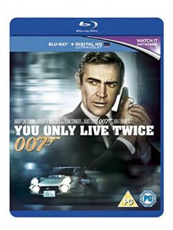 You Only Live Twice [Edizione: Regno Unito]