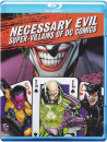 Necessary Evil - Super-Villains Of Dc Comics