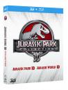 Jurassic Park / Jurassic World (3D) (2 Blu-Ray 3D+2 Blu-Ray)
