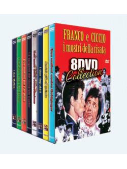 Franco E Ciccio - I Mostri Della Risata (8 Dvd)