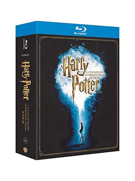 Harry Potter Collezione Completa (CE) (8 Blu-Ray)