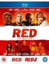 Red 1  2 - Red/Red 2 (2 Blu-Ray) [Edizione: Regno Unito]