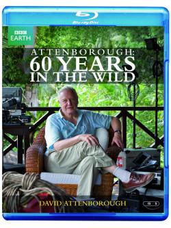 Attenborough  60 Years In The - Attenborough - 60 Years In The Wild [Edizione: Regno Unito]