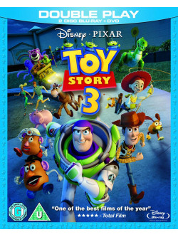 Toy Story 3 (Blu-Ray+Dvd) [Edizione: Regno Unito]